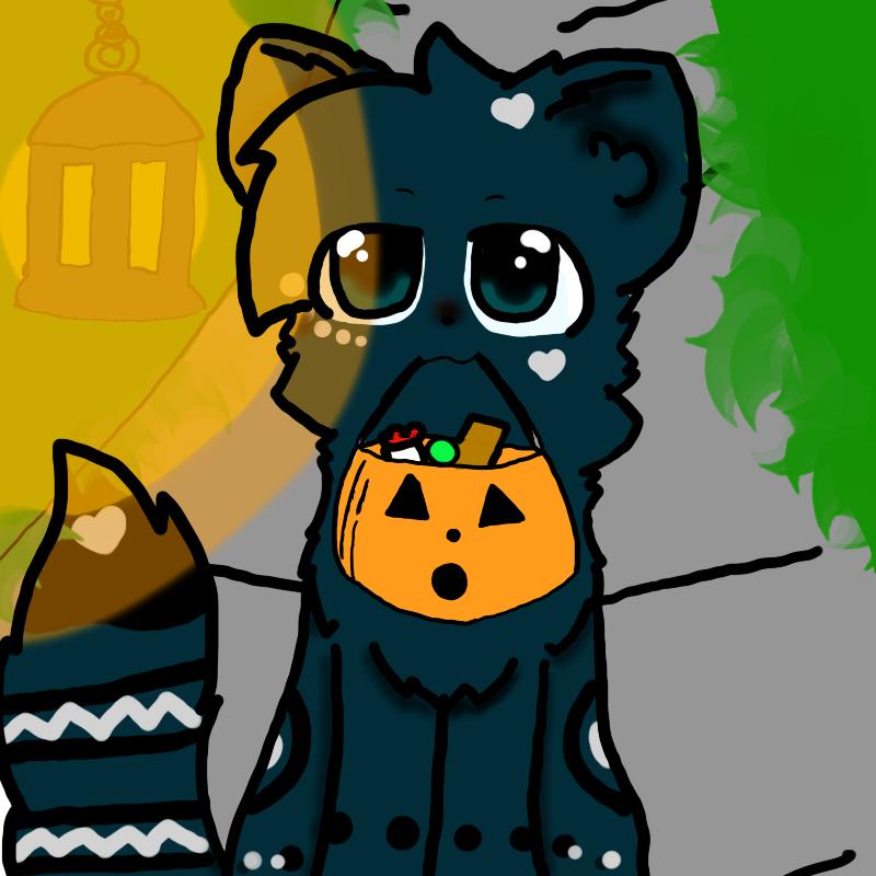 Halloween #2 by Azuriite