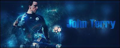 John Terry - Chelsea F.C. by soccerarts
