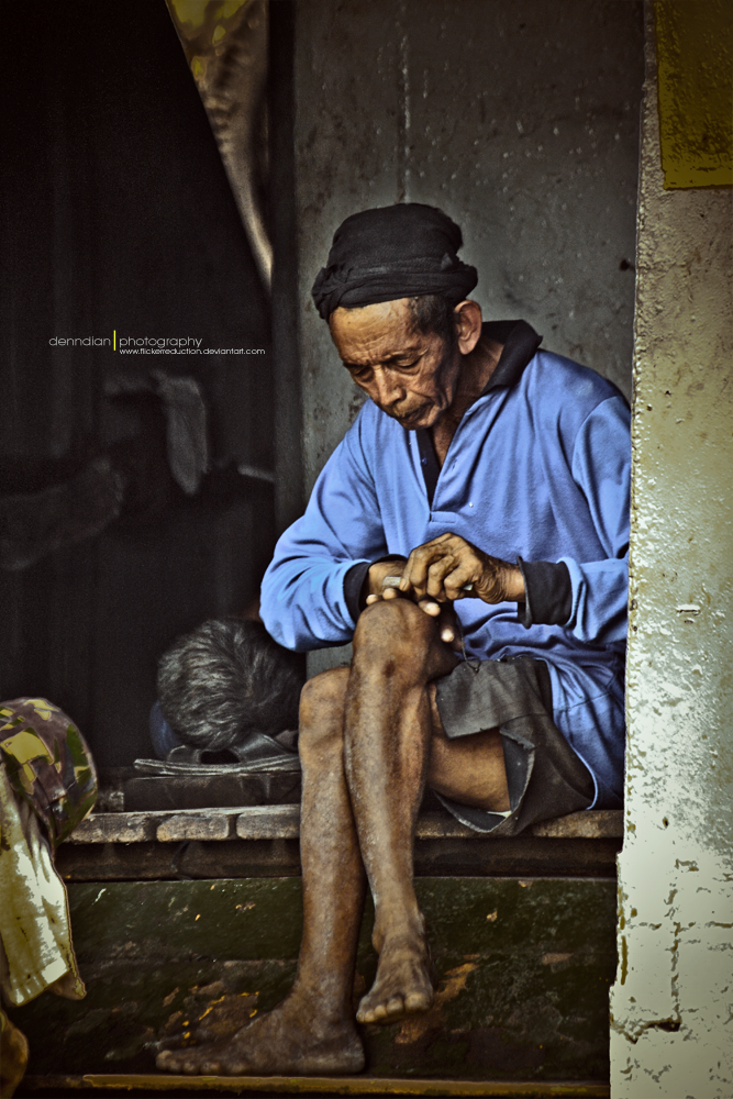 Cap Orang Tua By Flickerreduction On Deviantart