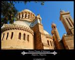 Notre Dame d'Afrique 2 by Archipi