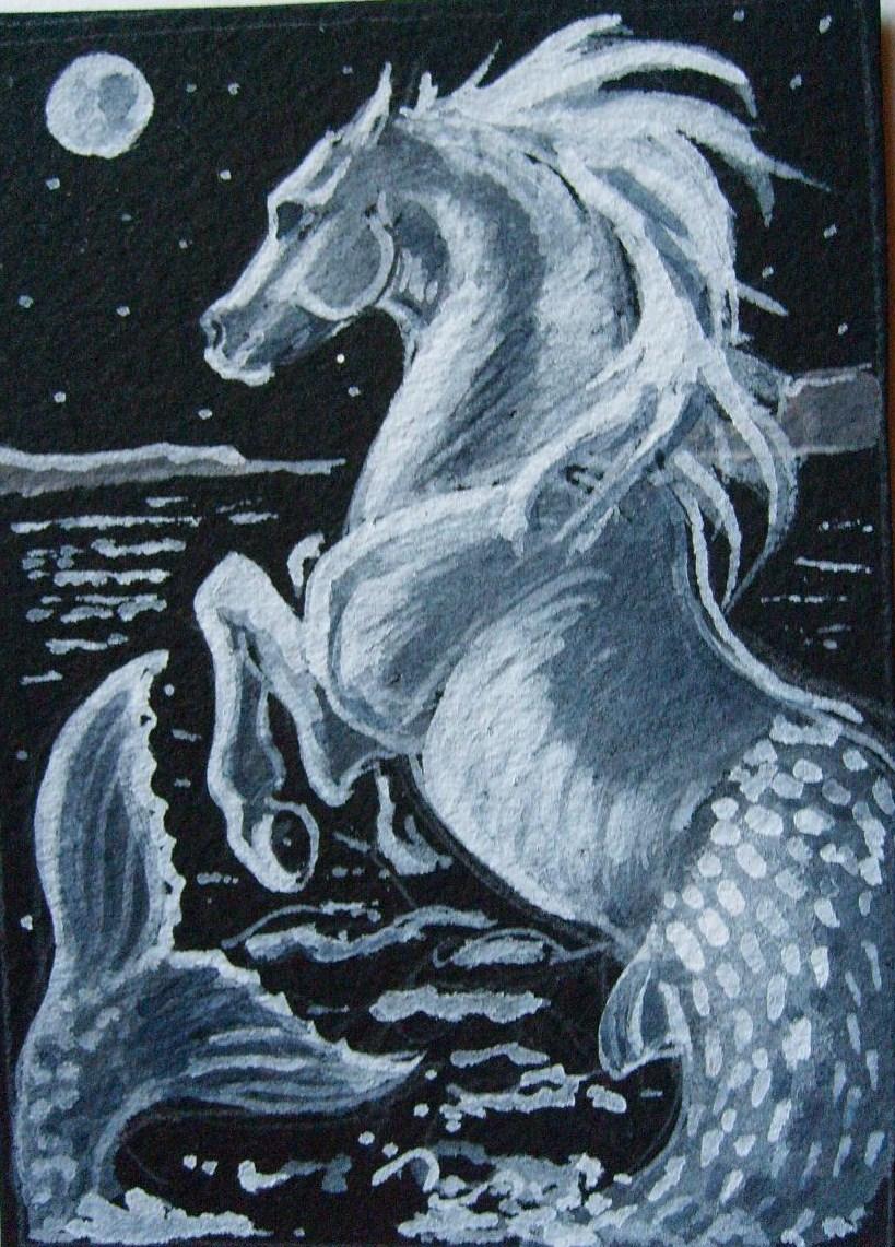 Hippocampus Horse