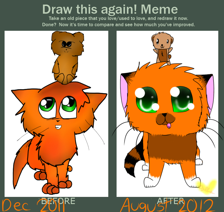 .: Redraw Contest :. by Dawn7252000