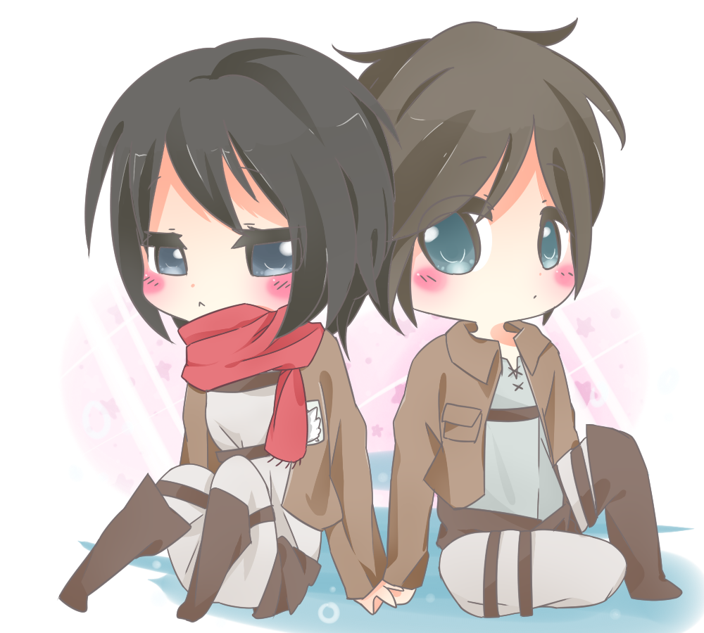 the gallery for gt eren and annie fanfiction