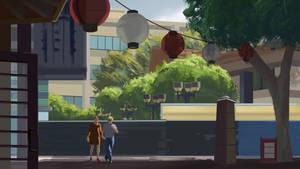 Little Tokyo Plein AIr