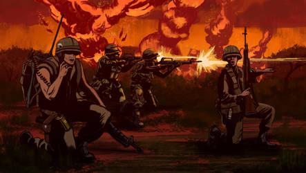'Nam Firefight