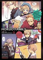 Hokuo family by Nios54