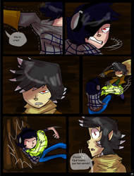 HEROES pagina 15 by coco56