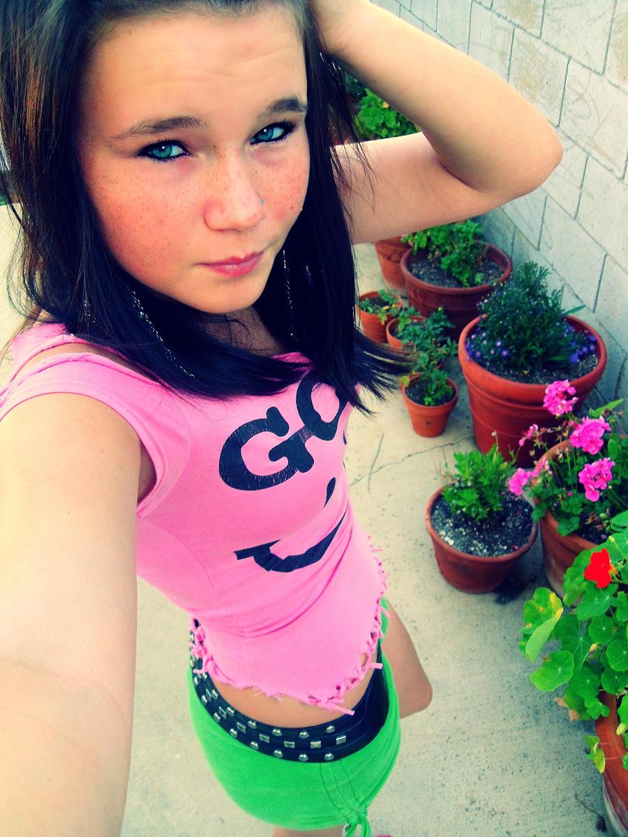 Photos Of This Cute Teen 63
