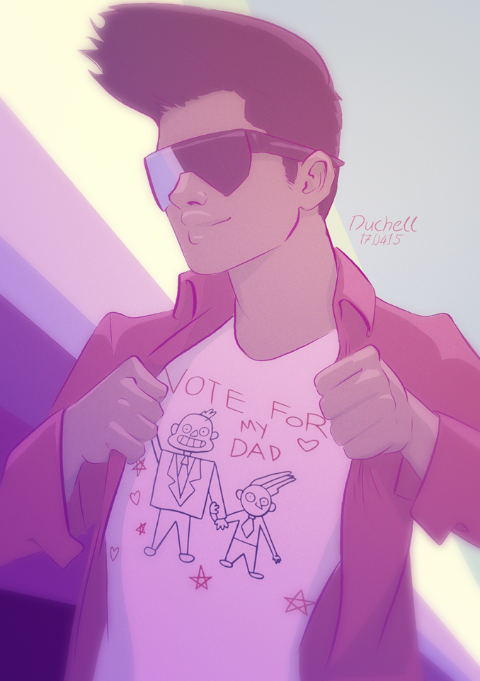 I'm so glad he got an entire episode, I love that guy! Buck Dewey - Steven Universe ______________ also on tumblr