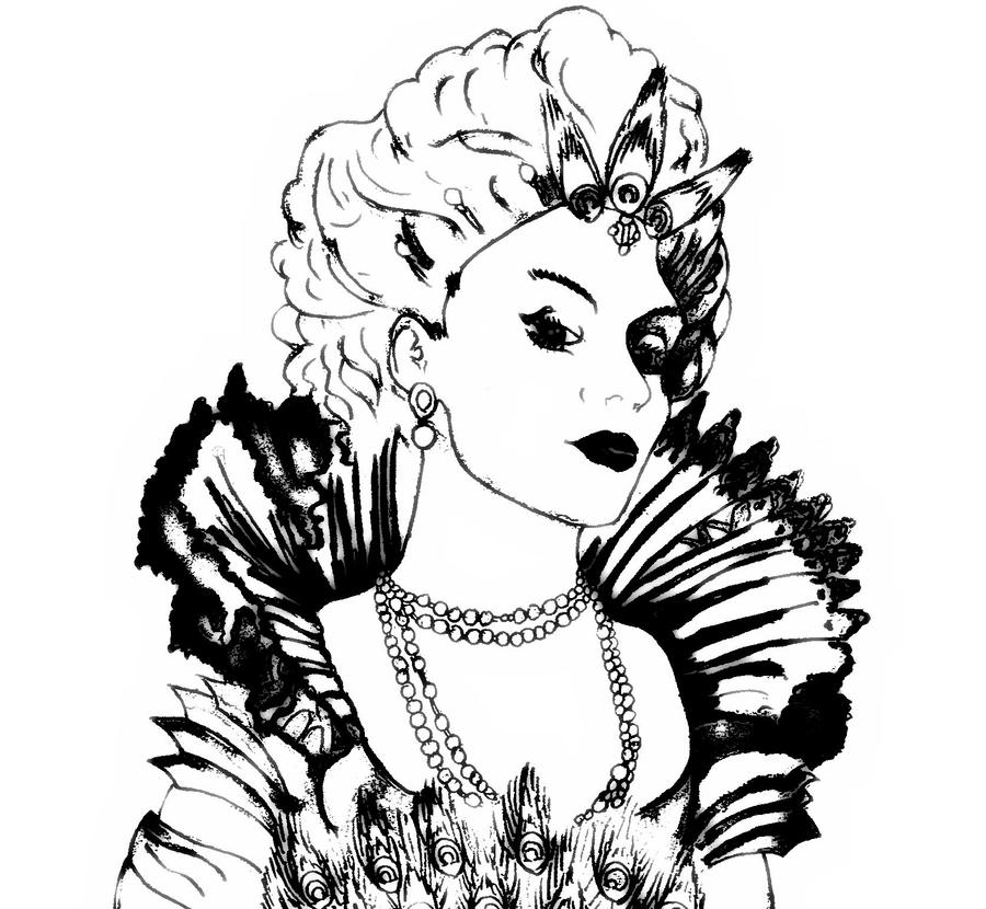 Goddess Hera By Lei171918 On Deviantart