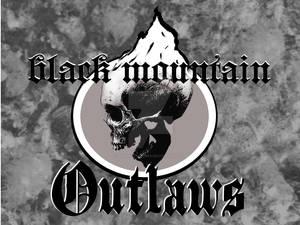 Black Mountain Outlaws Band Logo