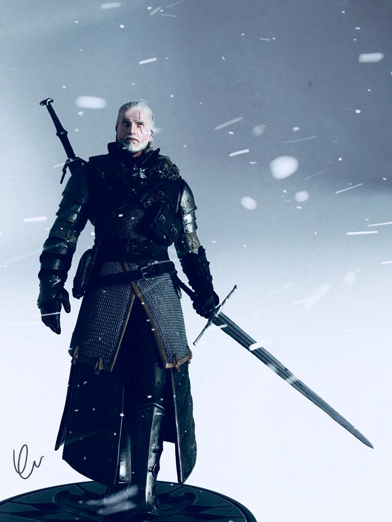 The Witcher by czekam