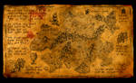 Elvish Old Map