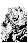 Nemesis (Resident Evil) Inks
