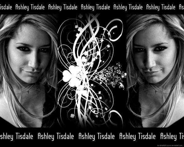 Ashley Tisdale Wallpaper 3 by HiKaRii90