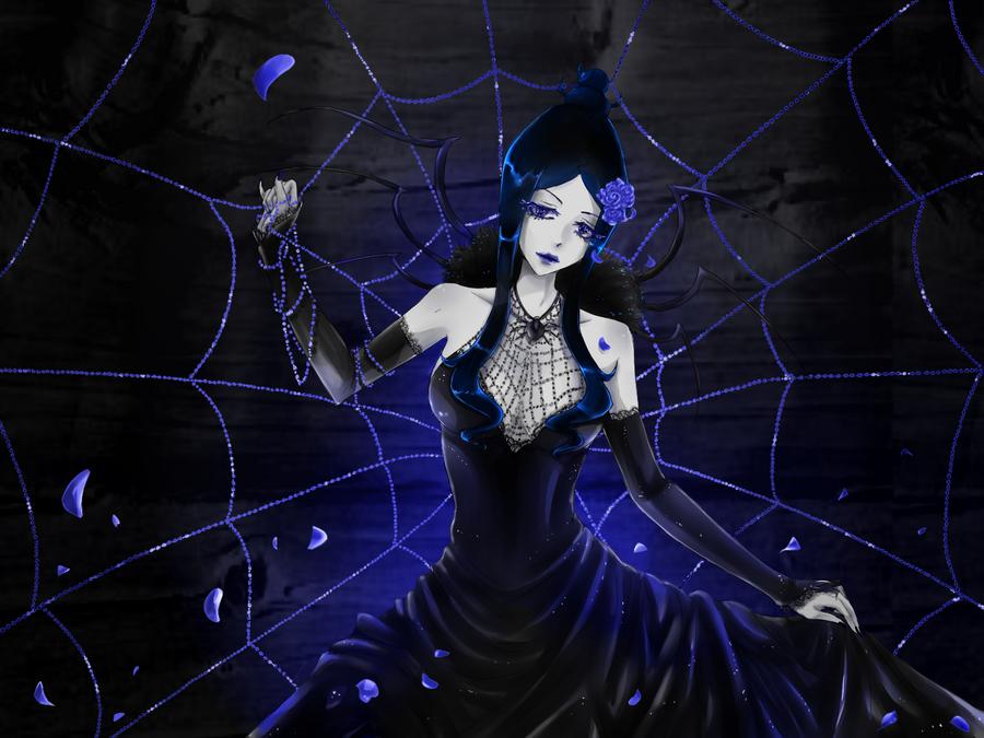Arachne by LaFoxtriel on DeviantArt
