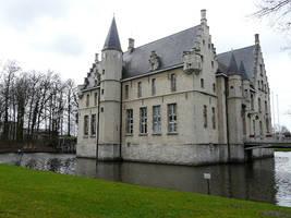 Castle of Corte Walle by Kamelot666