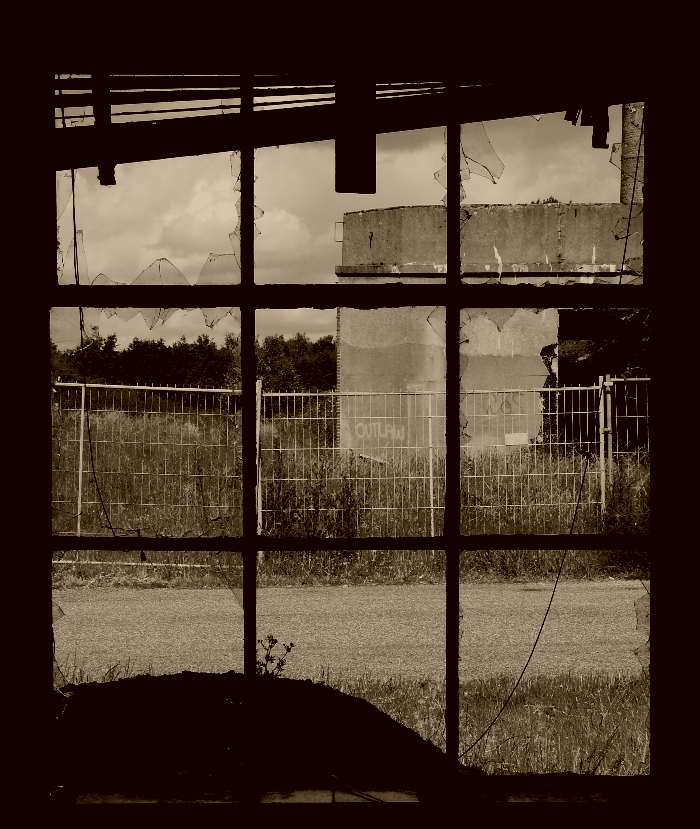 view from prison by Kamelot666