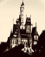 dream castle by Kamelot666