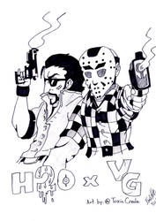 H20 Delirious x VanossGaming by ToxicCreole