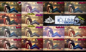 A.L.A.B#2 - Photoshop Actions Set [Sneak Peek] by jasonzenso