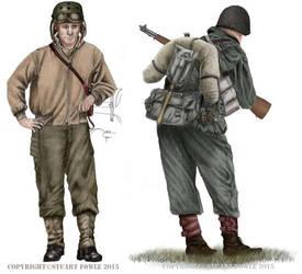 US Army WW2