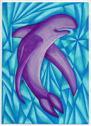 Purple Fin By Mazuir Ross by MazuirRoss