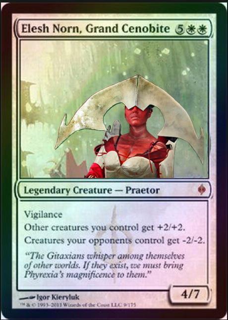 Grand Cenobite by Bristow-sama