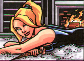 Sexy Buffy