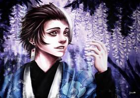 Tanjiro Kamado Kimetsu No Yaiba - Fanart by JessicaPegoraro