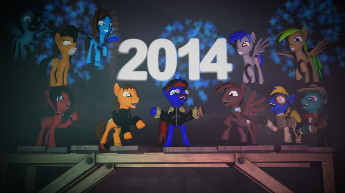 New Years Day 2014 by Longsword97