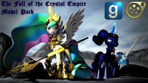 Fall of the Crystal Empire Pack by Longsword97
