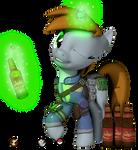 Sparkle Cola Anypony?