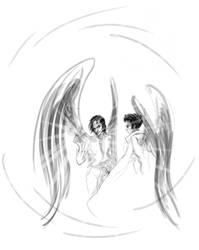Archangel's mojo by katigerclaw