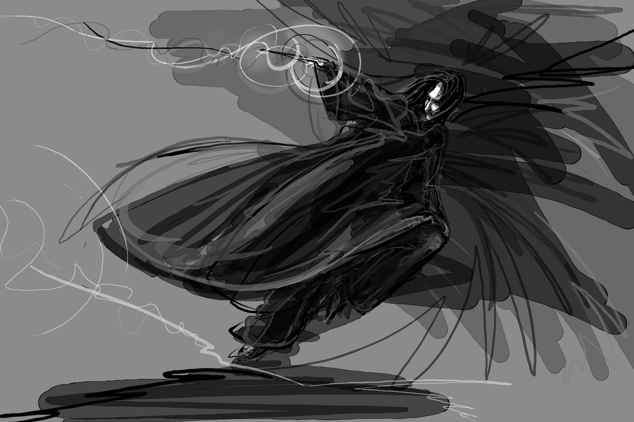 Battle magic. by katigerclaw