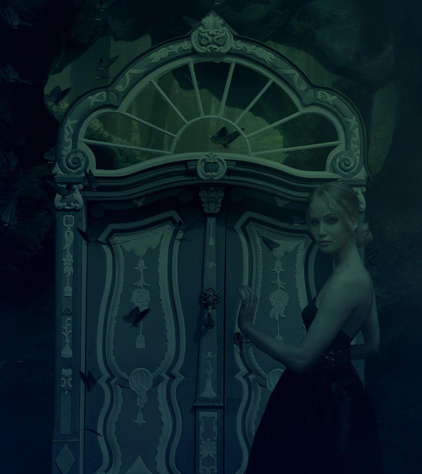 Door To My Heart by annastrelzov