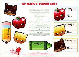 Back2School - Cool by MissChatZ