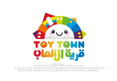 Toy Town Logo by MissChatZ