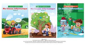 Ma Classe Informatique Book covers