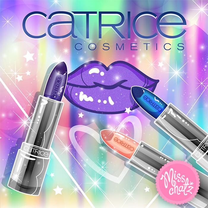 Catrice Cosmetics Artwork by MissChatZ