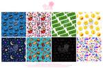 Pattern Design by MissChatZ