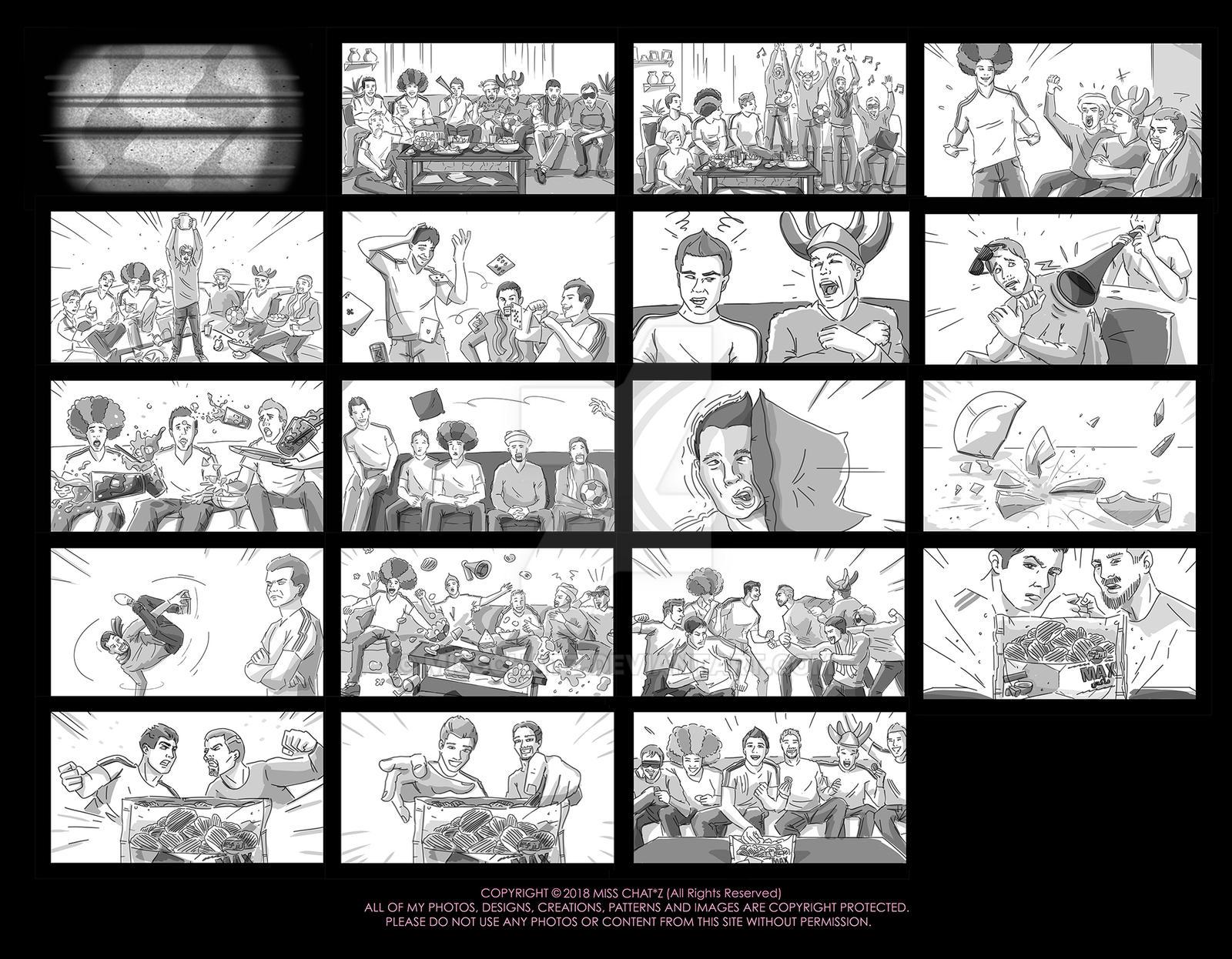 LAYS Share Storyboard by MissChatZ