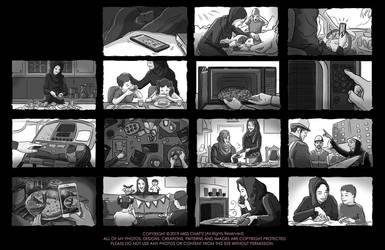 Arab Moms Storyboard by MissChatZ
