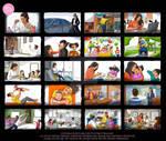 Women Empowerment Storyboard