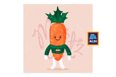 Kevin The Carrot Christmas Edition