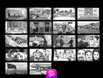 Storyboard Staging and Cinematic Storytelling