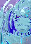 A is for Alphonse Elric