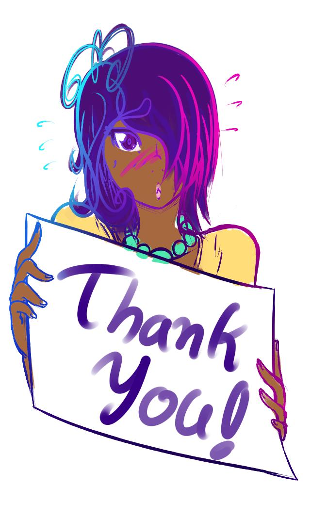 Thanks! - 8.4.18