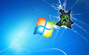 Creeper in your Windows by Jayro-Jones