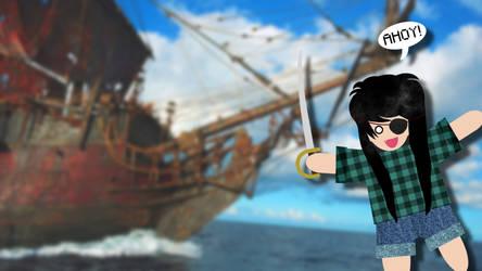 Ahoy! It's Shipmate Nicki! by Jayro-Jones